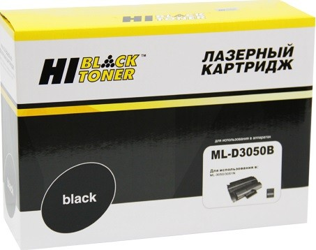 Картридж Hi-Black (HB-ML-D3050B) для Samsung ML-3050/ 3051N/ ND, 8K