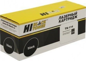 Картридж Hi-Black (HB-Type 106B/ TN-114) для Konica-Minolta bizhub 162/ 163/ Di152, 9K