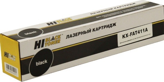 Картридж Hi-Black (HB-KX-FAT411A) для Panasonic KX-MB1900/ 2000/ 2020/ 2030/ 2051, 2K